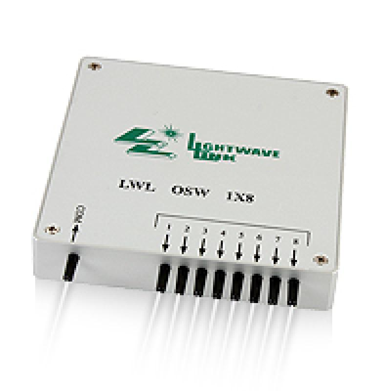 1X8 / 8X1 Latching Optical Switch Module