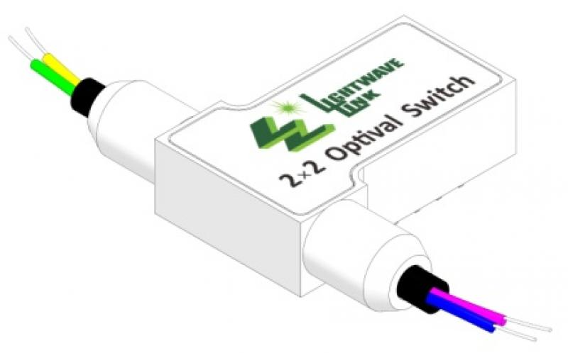 2X2 Non-Latching Optical Switch